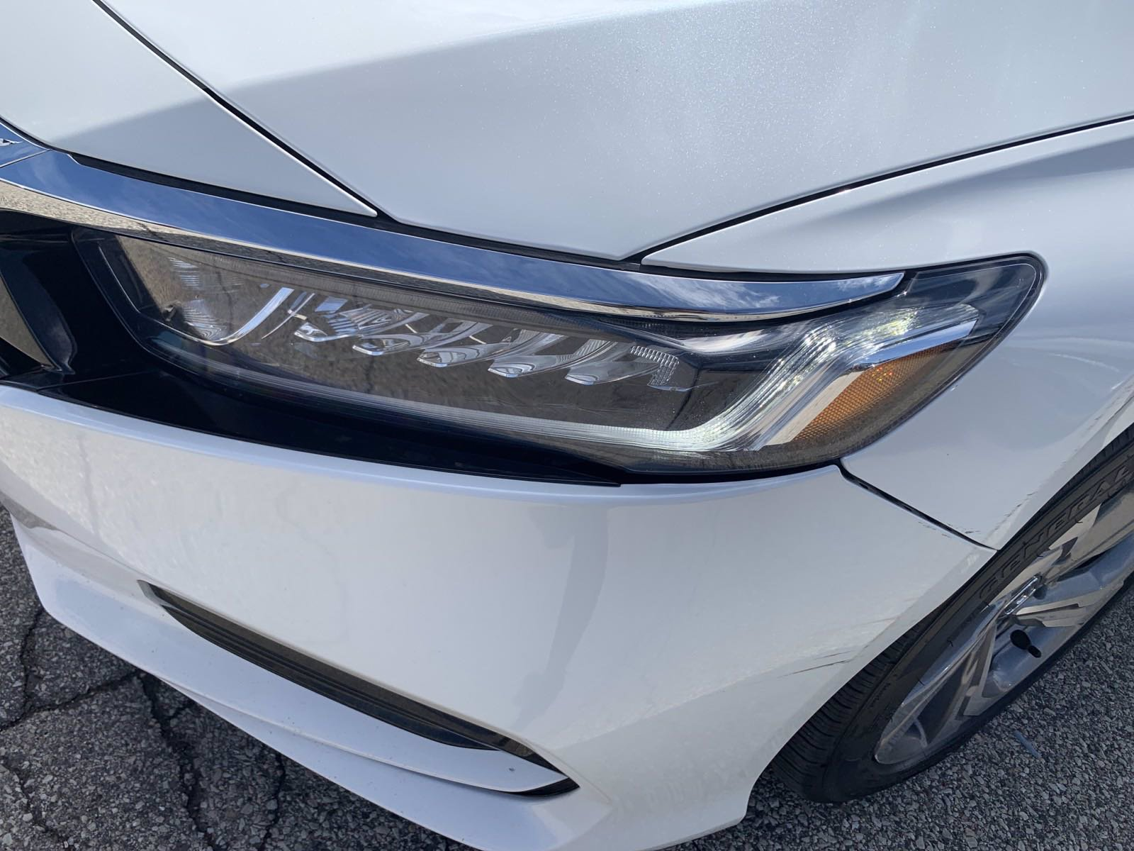 Certified Pre-Owned 2018 Honda Accord EX-L 2.0T