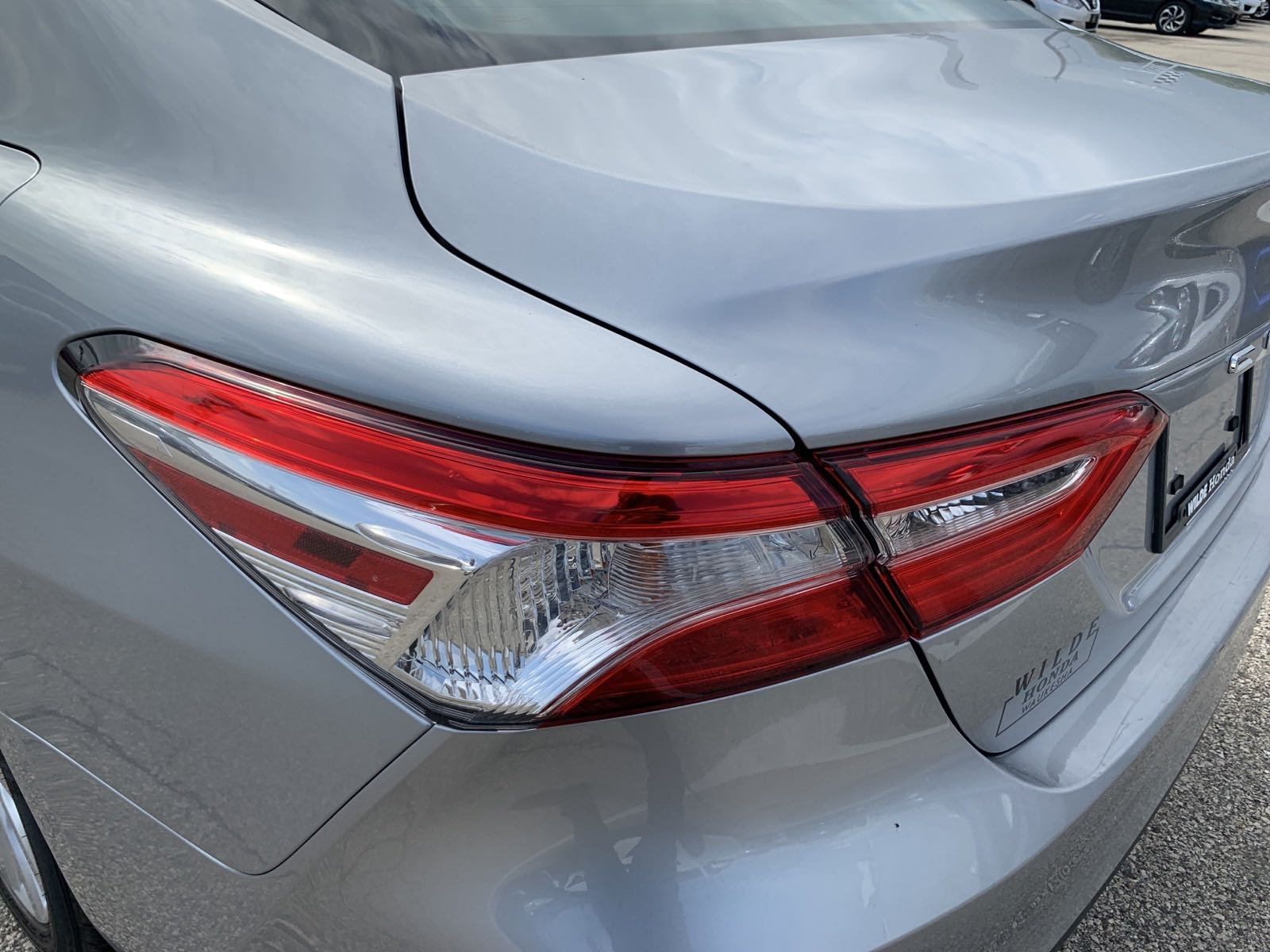 Pre-Owned 2018 Toyota Camry L