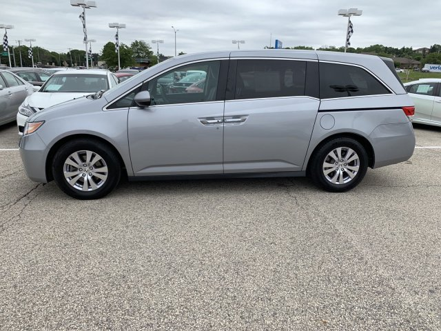 Certified Pre-Owned 2017 Honda Odyssey SE