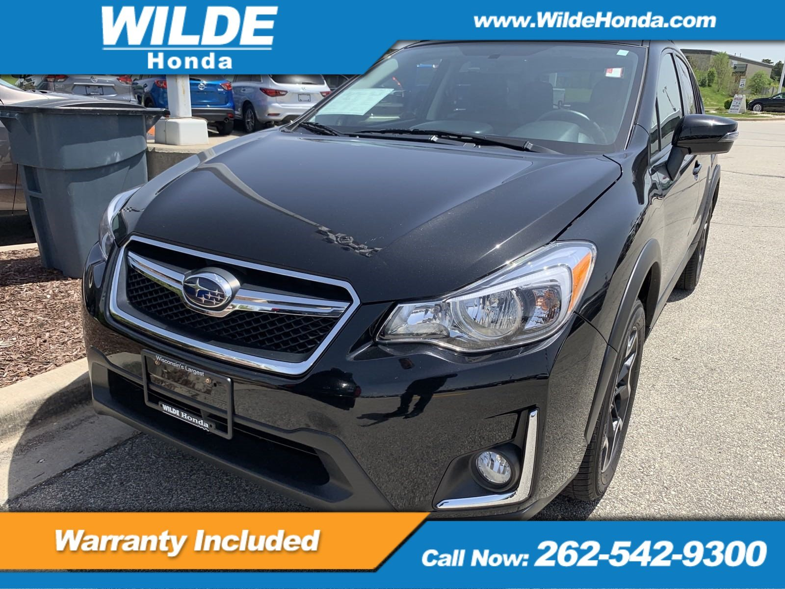 Pre Owned 2017 Subaru Crosstrek Limited