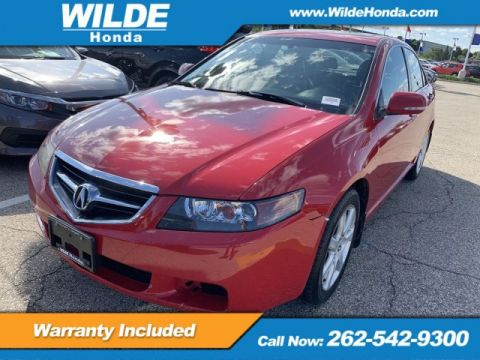 Pre-Owned 2005 Acura TSX 4DR SDN AT