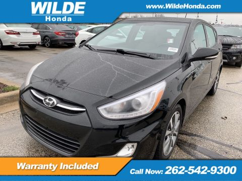 Pre-Owned 2016 Hyundai Accent Sport